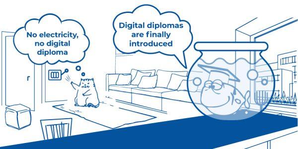 Digital diploma